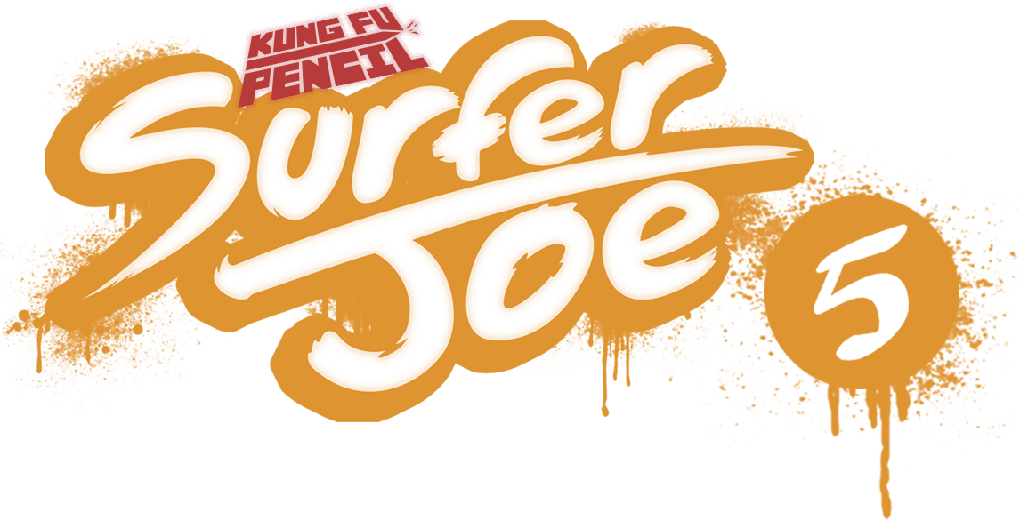 Surfer Joe