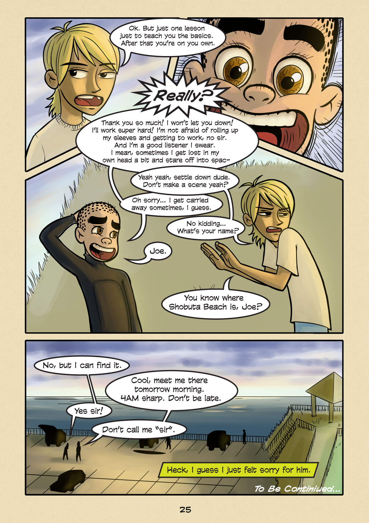Surfer Joe Page 25