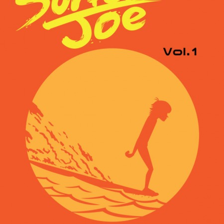 Surfer Joe Cover Reveal! …And chapter 3 news.