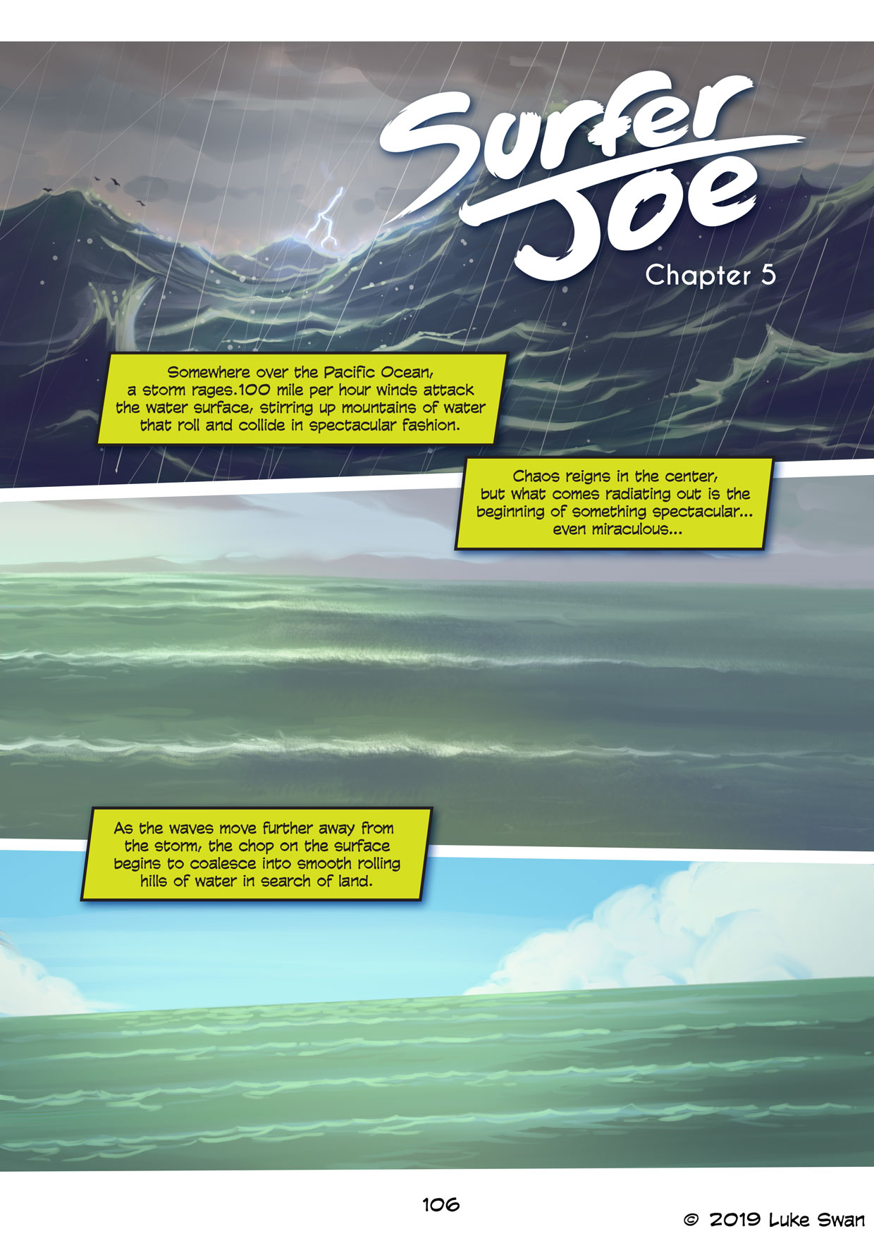 Surfer Joe #106