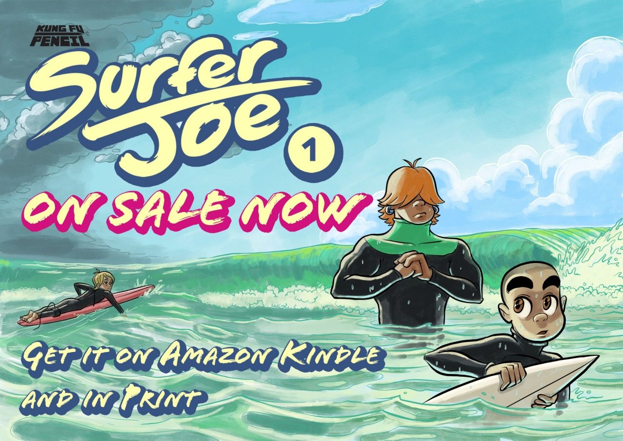 Surfer Joe : Issue 1