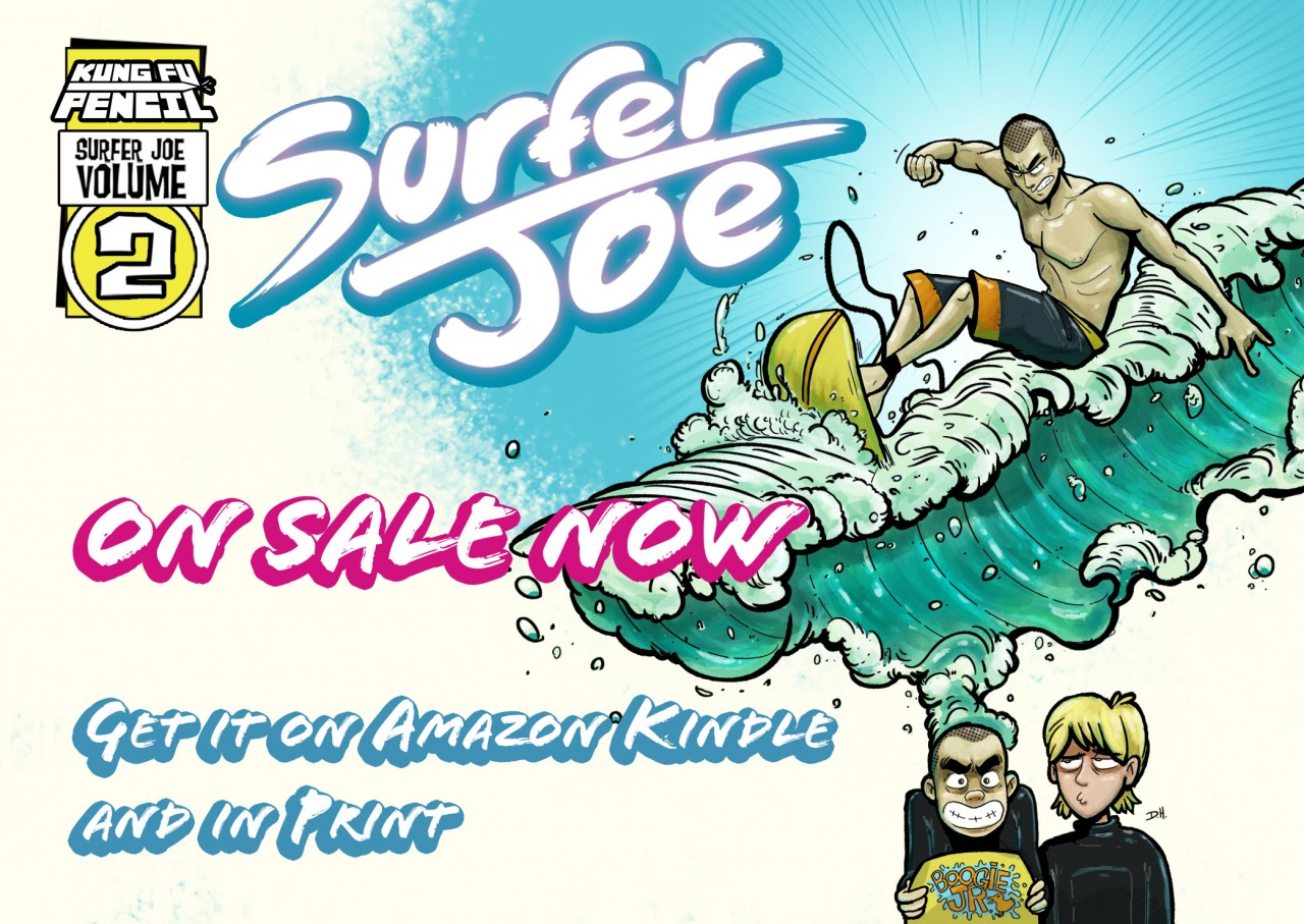 Surfer Joe : Issue 2