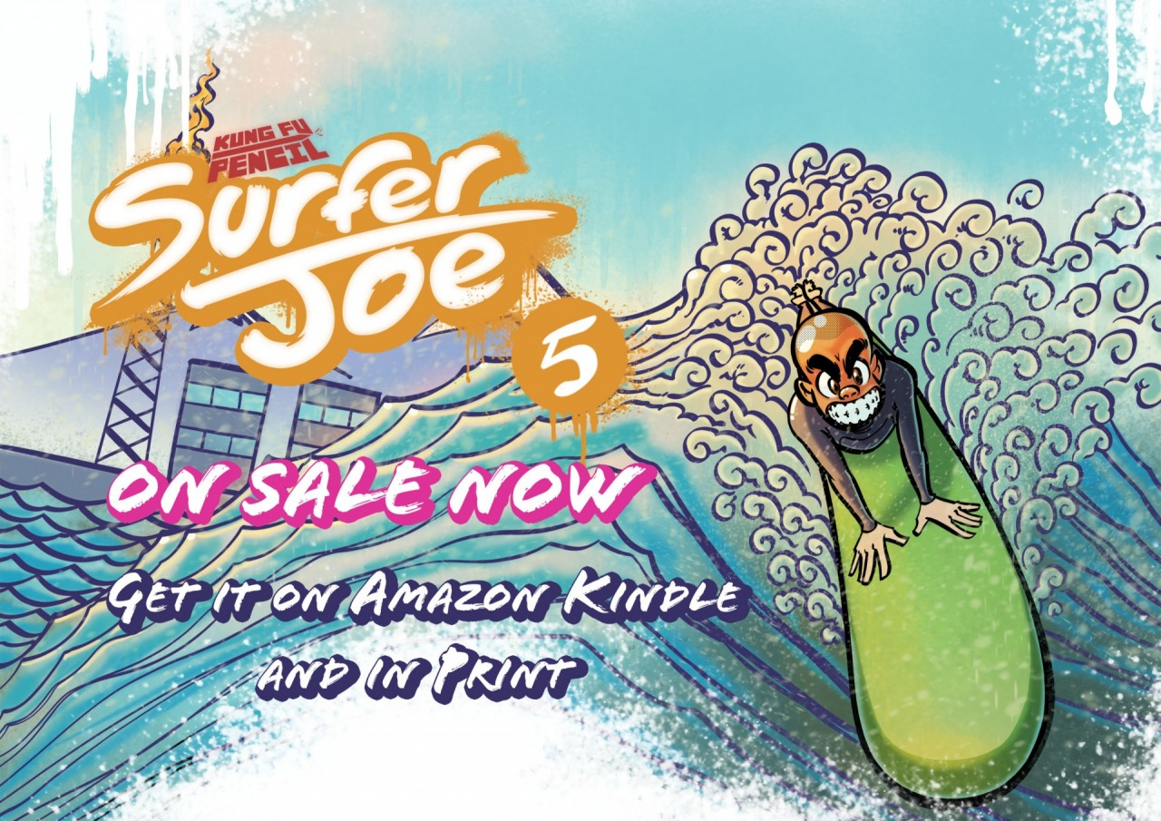 Surfer Joe : Issue 5